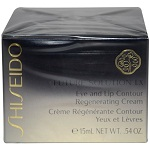 Shiseido Future Solution LX Eye and Lip Contour Regenerating Cream for Unisex