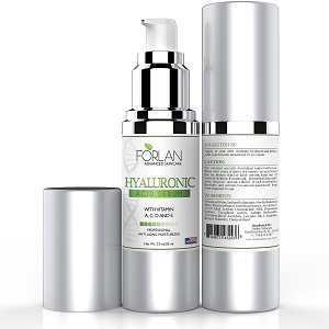 Forlan Hyaluronic Acid Serum with Vitamin C