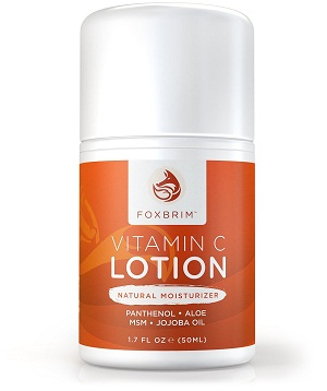 Foxbrim Vitamin C Lotion