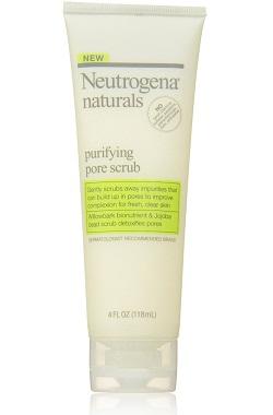 Neutrogena Naturals Purifying Pore Scrub