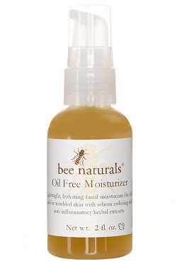 Natural Oil Free Moisturizer By Bee Naturals