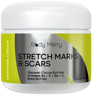 Body Merry Stretch Marks and Scar Cream