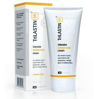 TriLASTIN-SR Maximum Strength Stretch Mark Cream