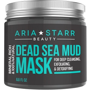 Dead Sea Mud Mask by Aria Starr Beauty