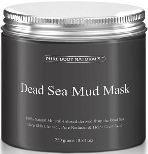 Dead Sea Mud Mask by Pure Body Naturals™