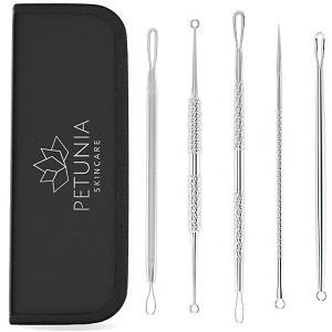 Professional Blackhead & Acne Remover Kit by Petunia Skincare
