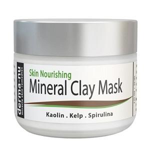 Derma-Nu Skin Nourishing Mineral Clay Mask