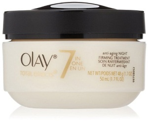 Olay Total Effects Night Firming Facial Mositurizer Treatment