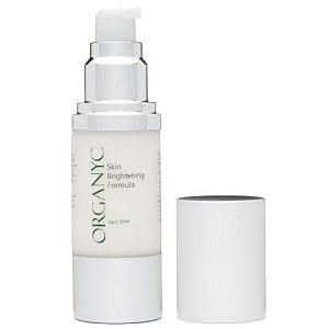 Organyc Skin Brightening Formula