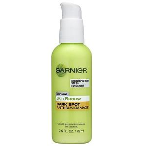 Garnier Skin Renew Anti-Sun Damage Lotion