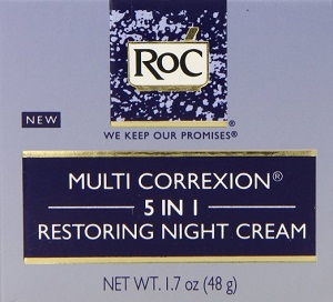 RoC Multi Correxion 5-in-1 Restoring Night Cream