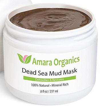 Amara Organics Dead Sea Mud Mask
