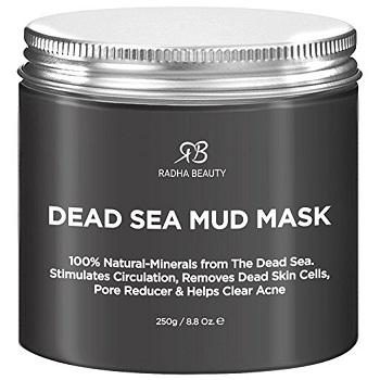 Radha Beauty Dead Sea Mud Mask